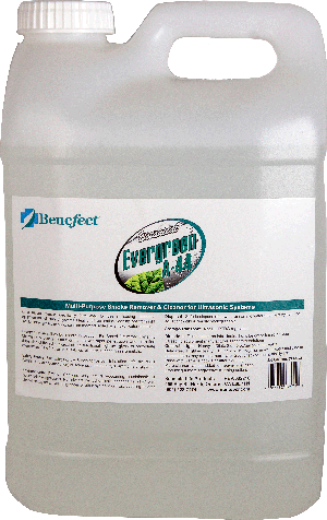 all natural cleaning products for flooding