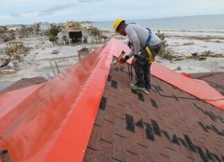 cost to shrink wrap a house in miami