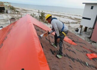 shrink wrap roof miami