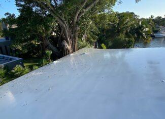 hail damage roof repair service
