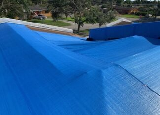miami roof tarp installers