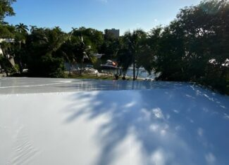 tarps for roof damage in south florida