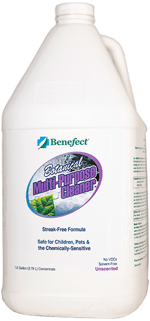 benefect cleaning products